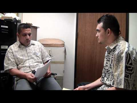 The Fourth Branch interviews FSM Consulate, Honolulu. (Henry H. Shrew) Part 1