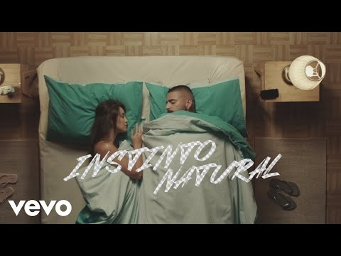 Maluma – Instinto Natural (Official Video) ft. Sech
