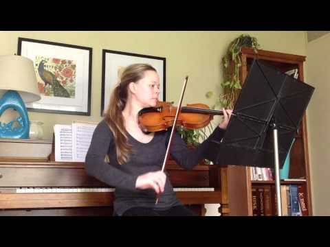 Stay With Me -Sam Smith- (Violin cover)