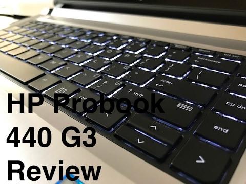 HP ProBook 440 G3 Universal Camera 64 BIT