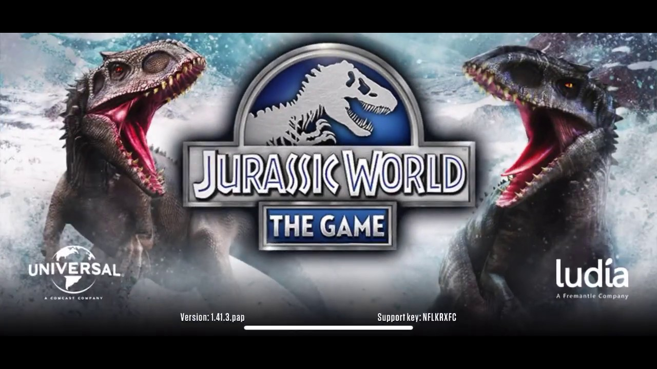 Jurassic World the Game Episode 1