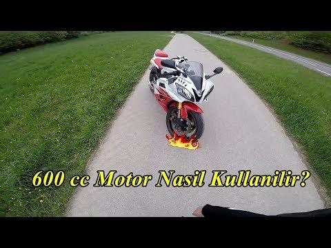 600 cc Motor Nasıl Kullanılır ? 1000 cc Motor Nasıl Kullanılır? Kesici Fren Atma Ve Vites Değiştirme