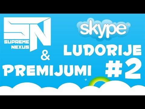 SupremeNexus i Premiumi - Skype Ludorije #2