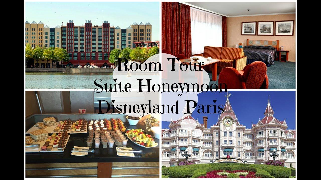 Hotel New York Suite Honeymoon Room Tour Disneylandparis