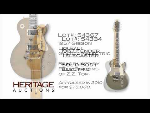 Heritage Auctions Vintage Guitar & Musical Instruments