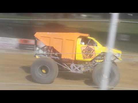 Lawrenceburg Speedway 2019 Night of Destruction - Monster Trucks