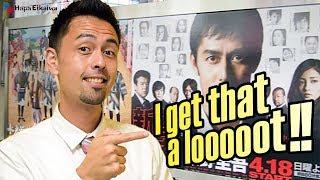私は日本で、「Jun先生は阿部寛に似てますよね!」や「背がとても高いん...