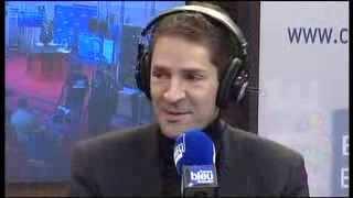 FOIRE DU LIVRE DE BRIVE 2013 : FRANCE BLEU LIMOUSIN – Bernard THOMASSON