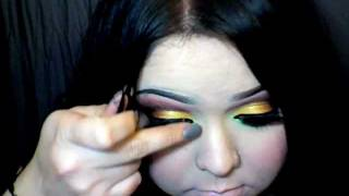 Look: Festive Eyes Thumbnail