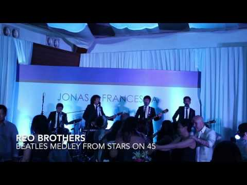 REO Brothers Beatles Medley (Stars on 45 )