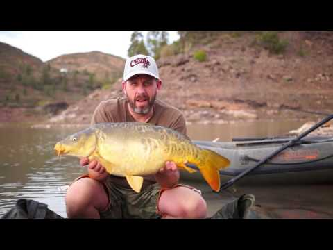 ***CARP FISHING TV*** Edges Volume 4 - Fox Boys in Gran Canaria