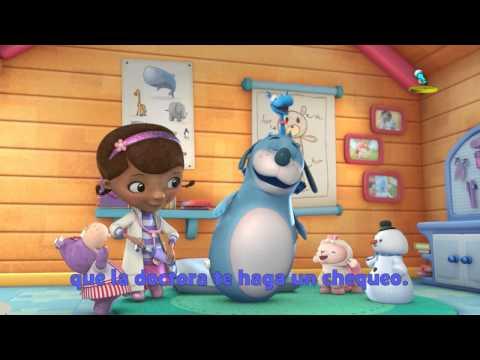 Disney Junior España | Canta con Disney Junior: Doctora Juguetes