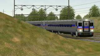 MSTS Railfanning - Morning Northeast Corridor Action