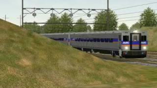 MSTS Railfanning - Morning Northeast Corridor Action