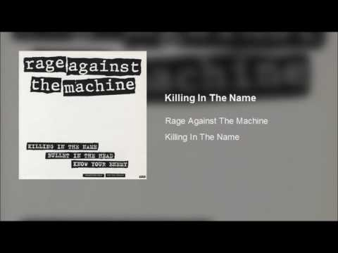 Rage Against The Machine - Killing In The Name (Radio Edit)