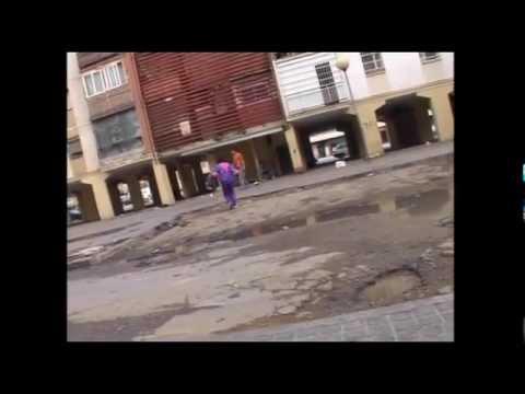 Poligono sur Sevilla capital ( Parte 1 de 4)