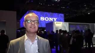 NAB 2015: Sony treibt 4K-Entwicklung weiter voran