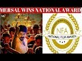 Huge: Mersal wins National Award for Best film |Thalapathy|vijay|
