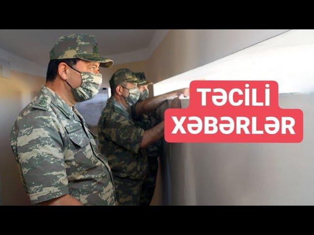 TƏCİLİ. Şiddətli döyüşlər başladı. Zakir Həsənov və Nəcməddin Sadıqov gizlənib - Status TV