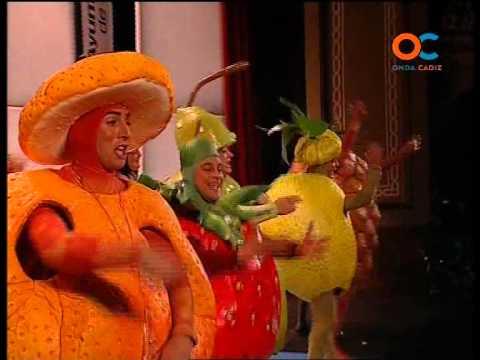 Chirigota - Ricas Y Maduras | PRELIMINARES | Actuación Completa | Carnaval 2011