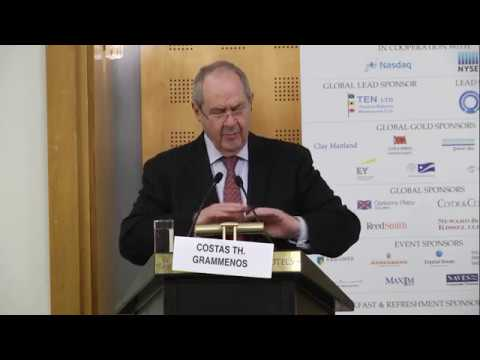 8th Annual Greek Shipping Forum-CAPITAL LINK GREEK SHIPPING LEADERSHIP AWARD