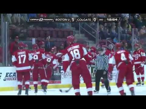 10/8/2016 - Boston University at Colgate Highlights
