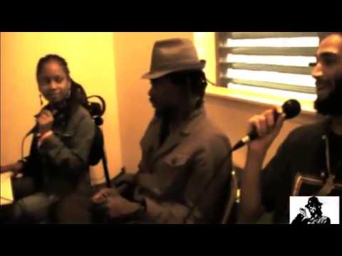 TurtleMan - Ras indio  @ MOOD FM RADIO BELIZE CITY,