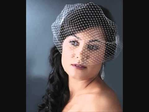 How to Make a Birdcage Veil - YouTube  How to Make a B...