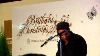 "Daniel Powter's new song ""Lose To Win"" (live in Japan, Nov-2010) Th..."
