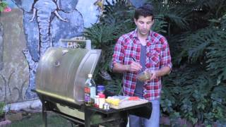 Recipes for Grilled Brown Sugar & Mustard Salmon : Fun Cooking Tips