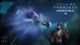 Destiny 2: Jokers Wild [Xbox One] - Part 2 - Gambit Prime Illicit Invader Armor