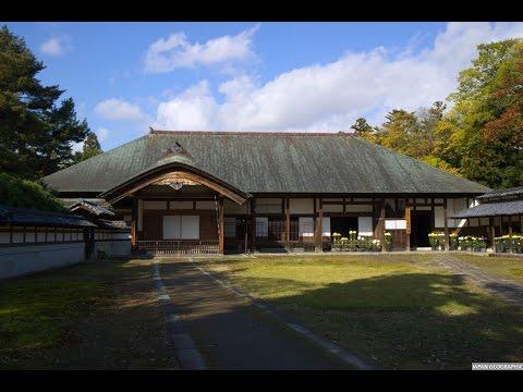 JAPAN GEOGRAPHIC 4K 新潟の豪邸 笹川家 Sasagawake;Traditional House in Niigata