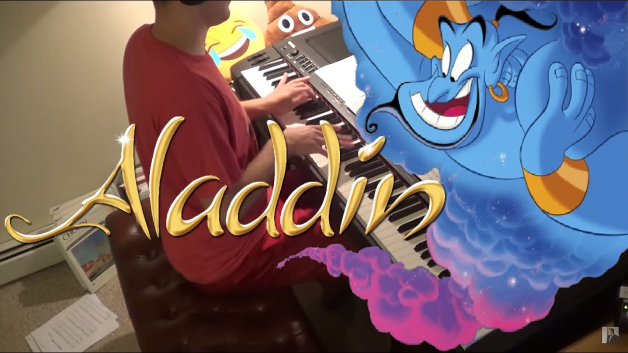 Disney Aladdin Prince Ali Piano Cover Street Rat Chords
