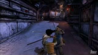 Afro Samurai PlayStation 3 Gameplay - Body Part Poker