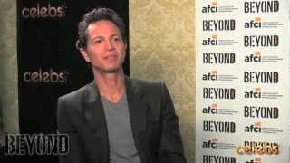 Benjamin Bratt Talks ''The Lesser Blessed'' at TIFF 2012