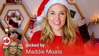 One of Maddie Moate's most viewed videos: The Curious Christmas Calendar! | Maddie Moate