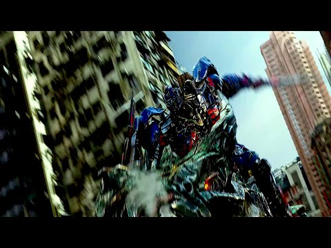 Transformers - Age Of Extinction - FANDUB - The Legend Exists