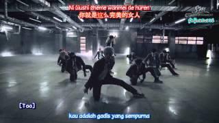EXO - Growl (Chinese ver.) IndoSub (ChonkSub16)