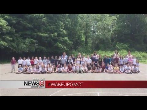 Deer Run School #WakeUpGMCT