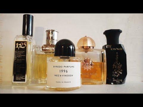 МОЯ КОЛЛЕКЦИЯ АРОМАТОВ: Нишевая парфюмерия, Часть первая