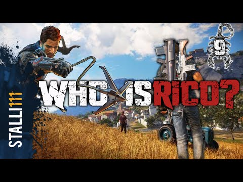 ► Just Cause 3  Who is Rico Rodriguez Just cause 3 Backstory & Info
