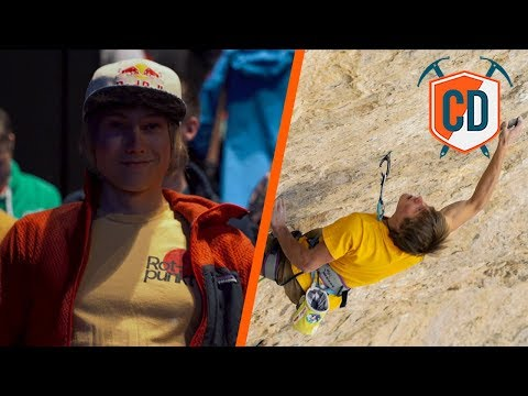 The Human Behind The Climber: Alex Megos EXCLUSIVE Interview | Climbing Daily Ep.1557