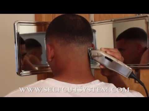 Bald Fade Self Cut Step by Step - Self-Cut System Tutorial
