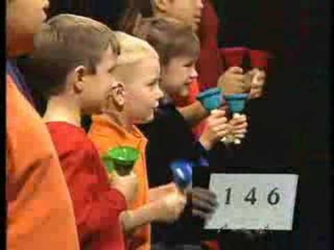 Instant Handbell Choir--Just Add Kids!
