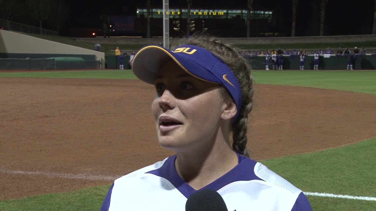 Emily Griggs Talks About Her 3 Hit 2 Rbi In A 7 Win Over Wku