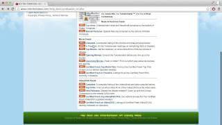 KIB204 Tutorial - Mashups with Yahoo Pipes