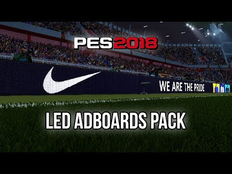 PES 2018 | EvoWeb Community Adboards by DrDoooMuk (download + install)