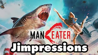 Maneater - A Load Of Bull Shark (Jimpressions)