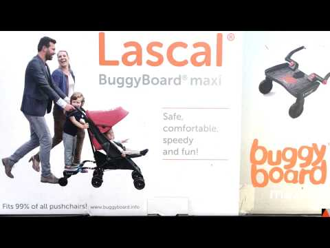 Lascal Buggy Board Mini Assembly And Review Doovi