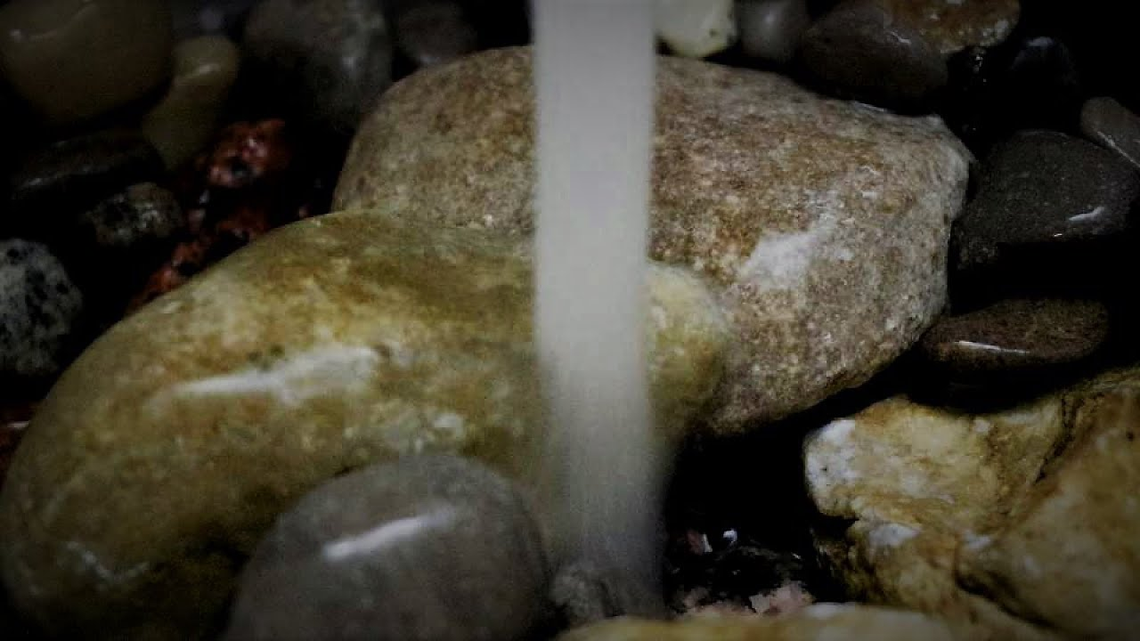 RUNNING WATER SOUNDS-10 hrs full HD,Soft white noise ...